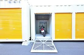 バイクガレージタイプ